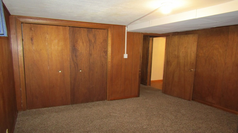 bedroom 2 closets