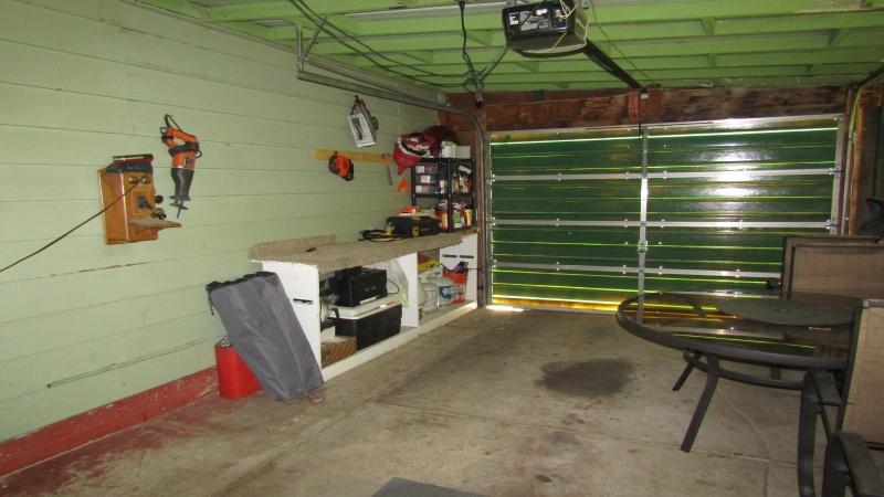 Front garage off street