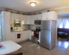 Stainless steel appliances included