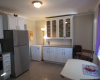 hutch/eat in kitchen/beautiful tile floors