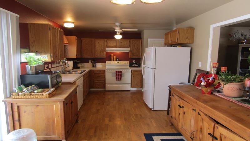 hardwood floors in kitchen