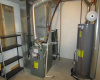 Furance and water heater in basement